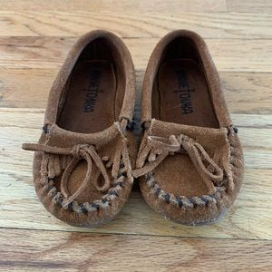 Toddler Minnetonka